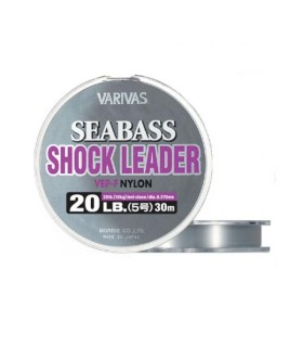 Varivas Sea Bass Shock Leader VEP 30 lb - 0,47 mm - 30 m