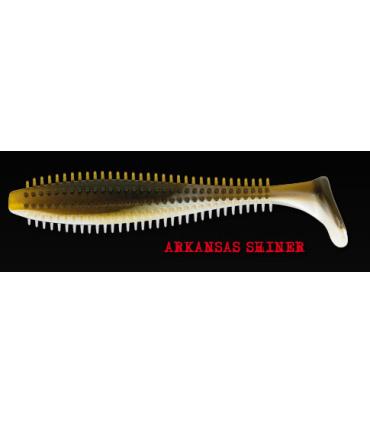 "Spikey Shad 3"" 9,5 cm - Arkansas Shiner"