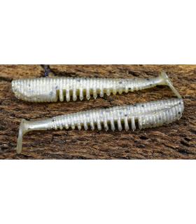 "Awaruna 1,5"" - 3.8cm - 118 Pearl Gold Black & Gold Flk"