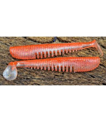"Awaruna 3,5"" - 9cm - 422 Tomato Pepper Pearl Gold Flash Bait"