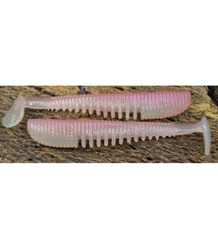 "Awaruna 4"" 10cm -438 Natural Worm"