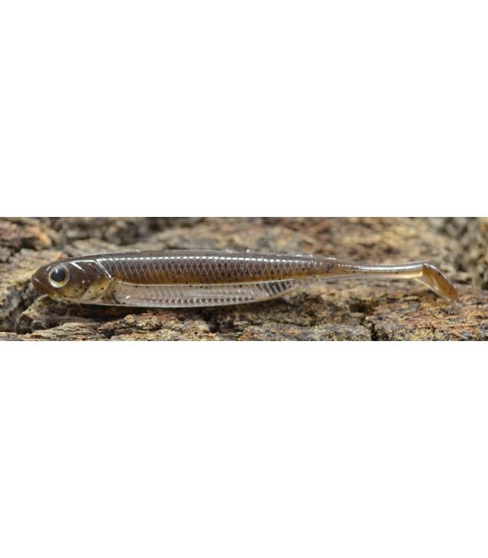 Fish Arrow Flash-J Shad 3'' 7,5 cm `chart silver