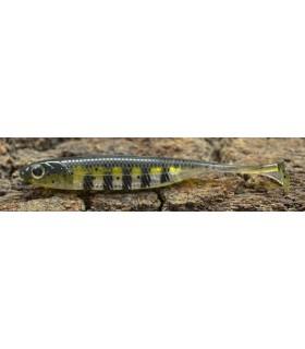 "Fish Arrow Flash-J Shad 4"" 10 cm live gill - silver"