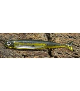 Fish Arrow Flash-J Huddle 3'' 7,5 cm wakasagi - silver