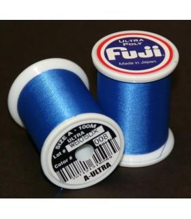 Nić Fuji Ultra Poly 100m A kolor 008 Dark Blue