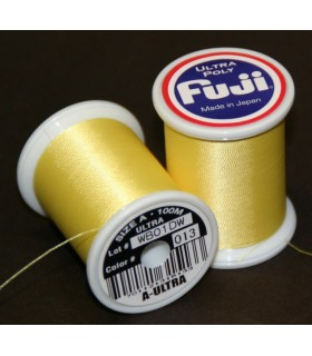 Nić Fuji Ultra Poly 100m A kolor 013 Yellow