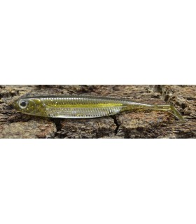 "Fish Arrow Flash-J Shad 4"" 10 cm kosan ayu silver"