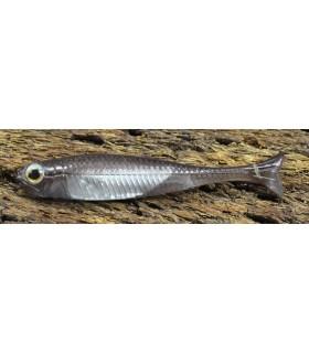 Fish Arrow Flash-J Huddle 1'' 4,5 cm Greenpumpkin - Silver