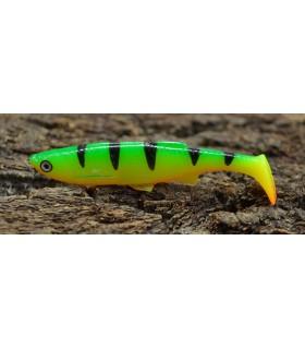 3D Bleak Paddle Tail 8cm Firetiger