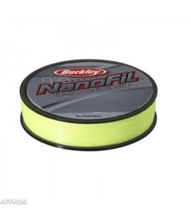 Nanofil High vis Chartreuse 125 m