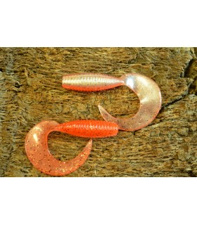 "Jilt 1,5"" -  3,8 cm 422 Tomato Pepper-Pearl Flash Minnow"