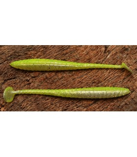 ATTIRA 3'' 410 Silky Chartreuse-Pearl Bait