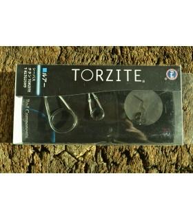 Fuji Torzite Titanium KR zestaw przelotek PKLSG25H81