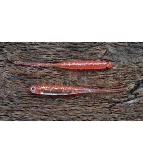 Fish Arrow Flash-j SW 1,5'' SLIM Orange/Silver