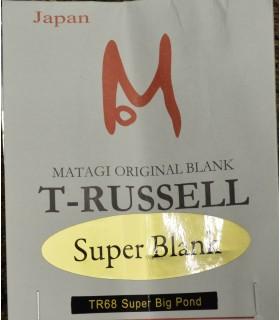 Matagi TR68 Super Big Pond 208 cm 1,5-3,5g