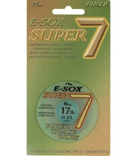 Drennan E-SOX Super 7 stalka 15m 8kg