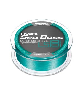 Varivas Avani Sea Bass Super Sensitive LS8 150m 0.8 PE
