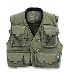 Visin Caribou Vest Green- kamizelka wędkarska
