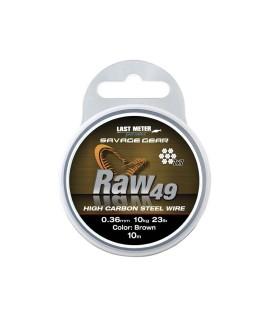 Savage Gear Raw 49 - 10m -...