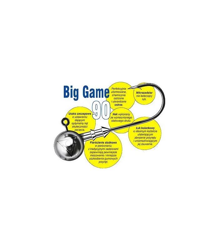 Główka Gamakatsu Big Game HAK 6/0