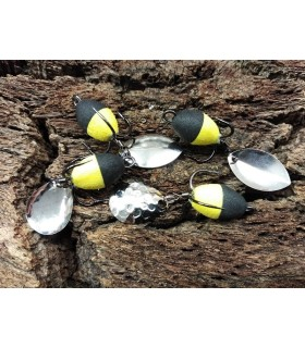 Spindula  2 Żółto-czarna