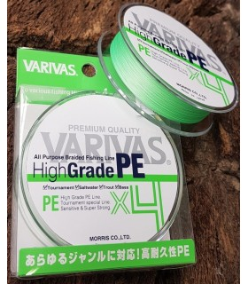 VARIVAS High Grade PE X4...