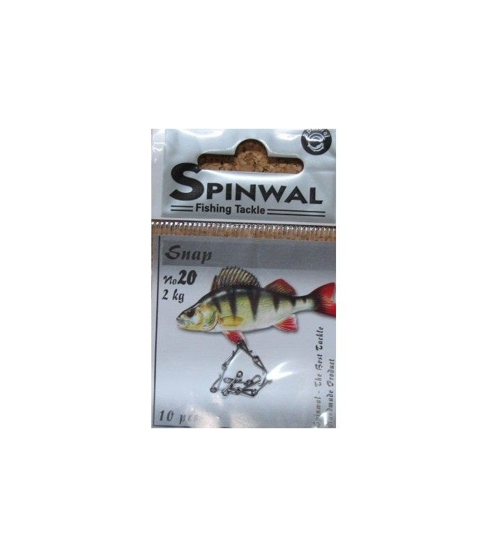 Spinwal wsuwka, zapinka nr20/2kg
