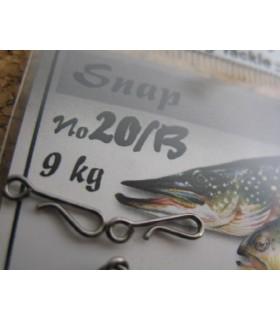 Spinwal,agrafka, wsuwka, zapinka 20B/9kg