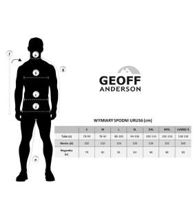 Geoff Anderson Urus 6 Green