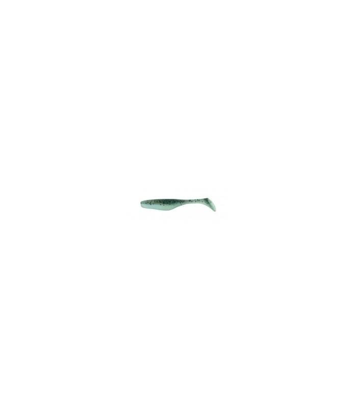 Bass Assasin Turbo Shad 4'' 10 cm Grey Ghost