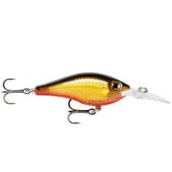MaxRap Fat Shad 5cm Flake Gold Steel