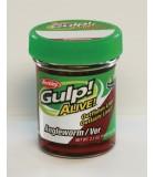 Berkley Gulp Alive Anglerworm - sztuczny czerowny robak