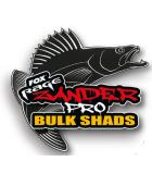 """Zander Pro Shad - 4"""" - 10 cm"""