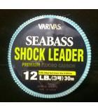 Varivas Seabass Shock Leader Premium Fluorocarbon