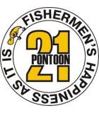 pontoon 21 lures